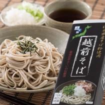 越前そば(乾麺)/長寿の秘訣!福井県そば粉使用
